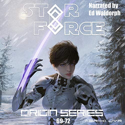 Star Force: Origin Series Box Set (69-72) audiobook cover art