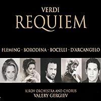 Verdi - Requiem / Fleming ツキ Borodina ツキ Bocelli ツキ D'Arcangelo ツキ Gerviev (2001-03-27)