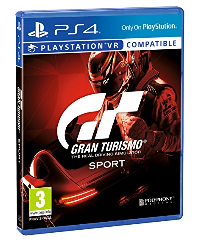 Gran Turismo Sport - PlayStation 4