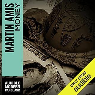 Money audiobook cover art