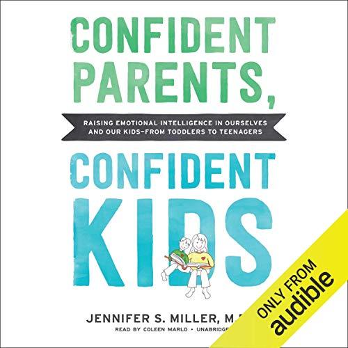 Confident Parents, Confident Kids cover art