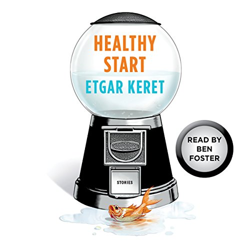 Healthy Start audiobook cover art