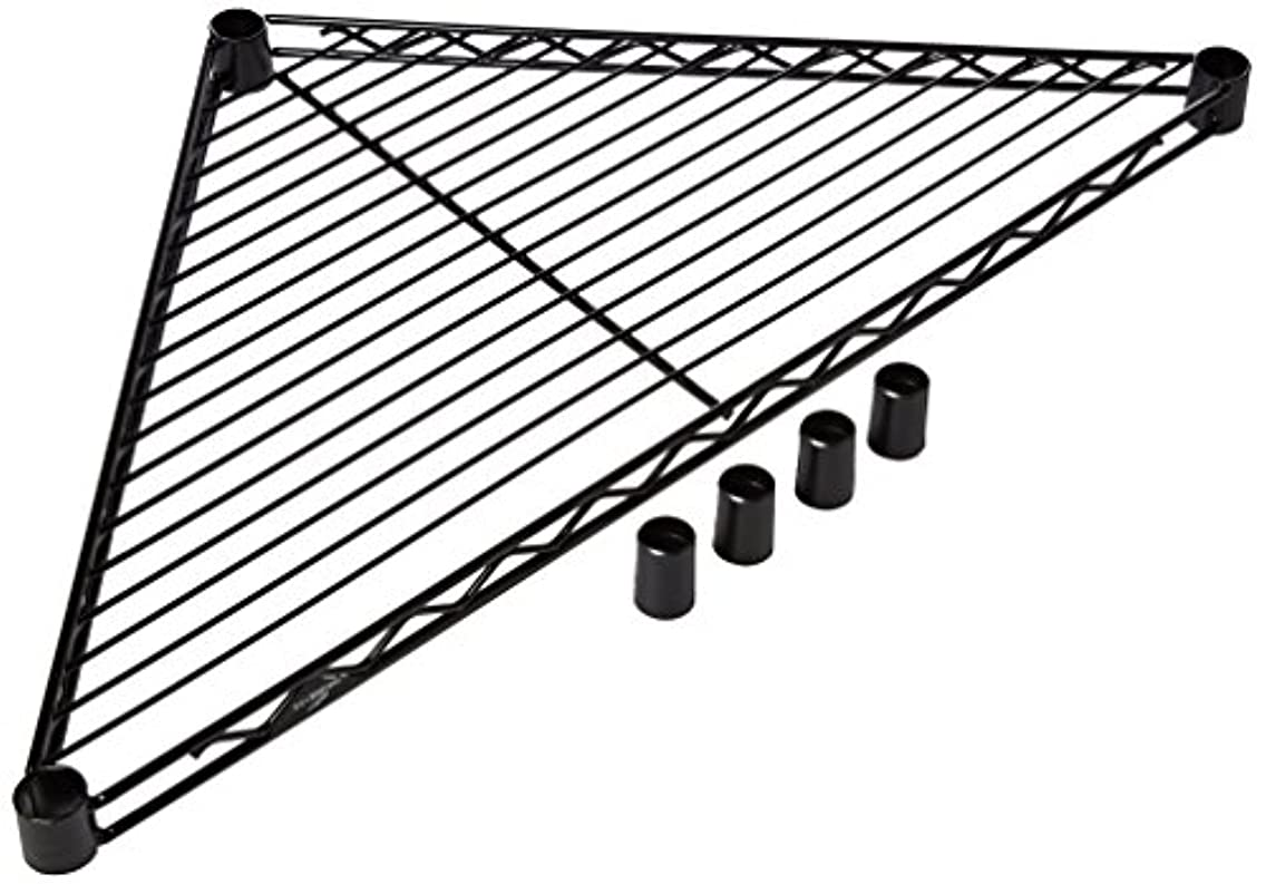 InterMETRO 24-Inch Triangle Shelf