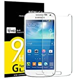 NEW'C Lot de 3, Verre Trempé pour Samsung Galaxy S4 Mini, Film Protection écran -...