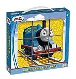 Thomas y sus amigos - Rompecabezas de 9 Cubos (Cefatoys 88241)