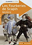 Les Fourberies de Scapin - Belin - Gallimard - 19/08/2008