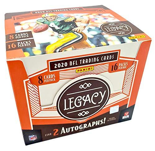 Panini NFL 2020 Legacy Football Trading Cards - Hobbybox