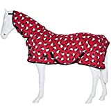 Best On Horse Print Rug Pink Sheep UK 7'0 / EU 160cm / 84'