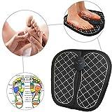 HEMIZA Zamkar Trades Electric Foot Massager Pad Feet Muscle Stimulator Improve Blood Circulation