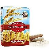 Weizenmehl 5kg Typ 405 glatt von Haberfellner |...