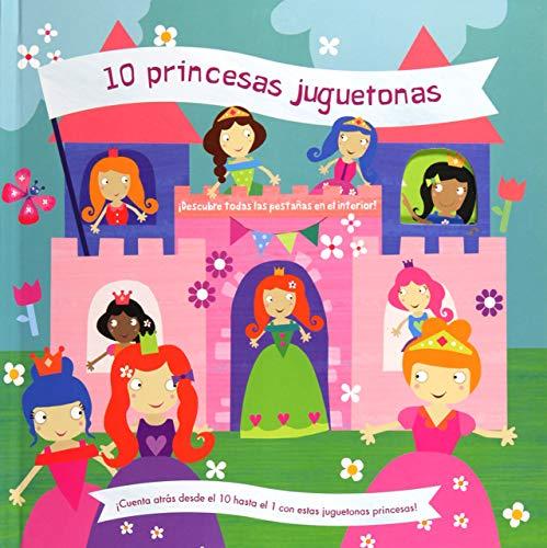 10 princesas juguetonas (PICARONA)