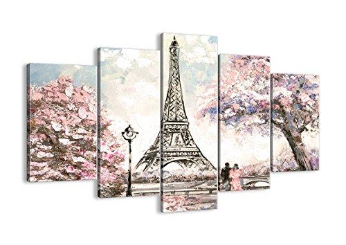 Bild auf Leinwand - Leinwandbilder - fünf Teile - Breite: 150cm, Höhe: 100cm - Bildnummer 3147 - fünfteilig - mehrteilig - zum Aufhängen bereit - Bilder - Kunstdruck - EA150x100-3147