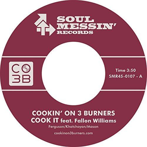 Cookin' on 3 Burners