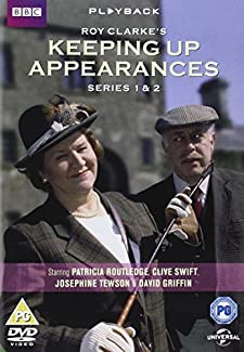 Keeping Up Appearances - Series 1 & 2
