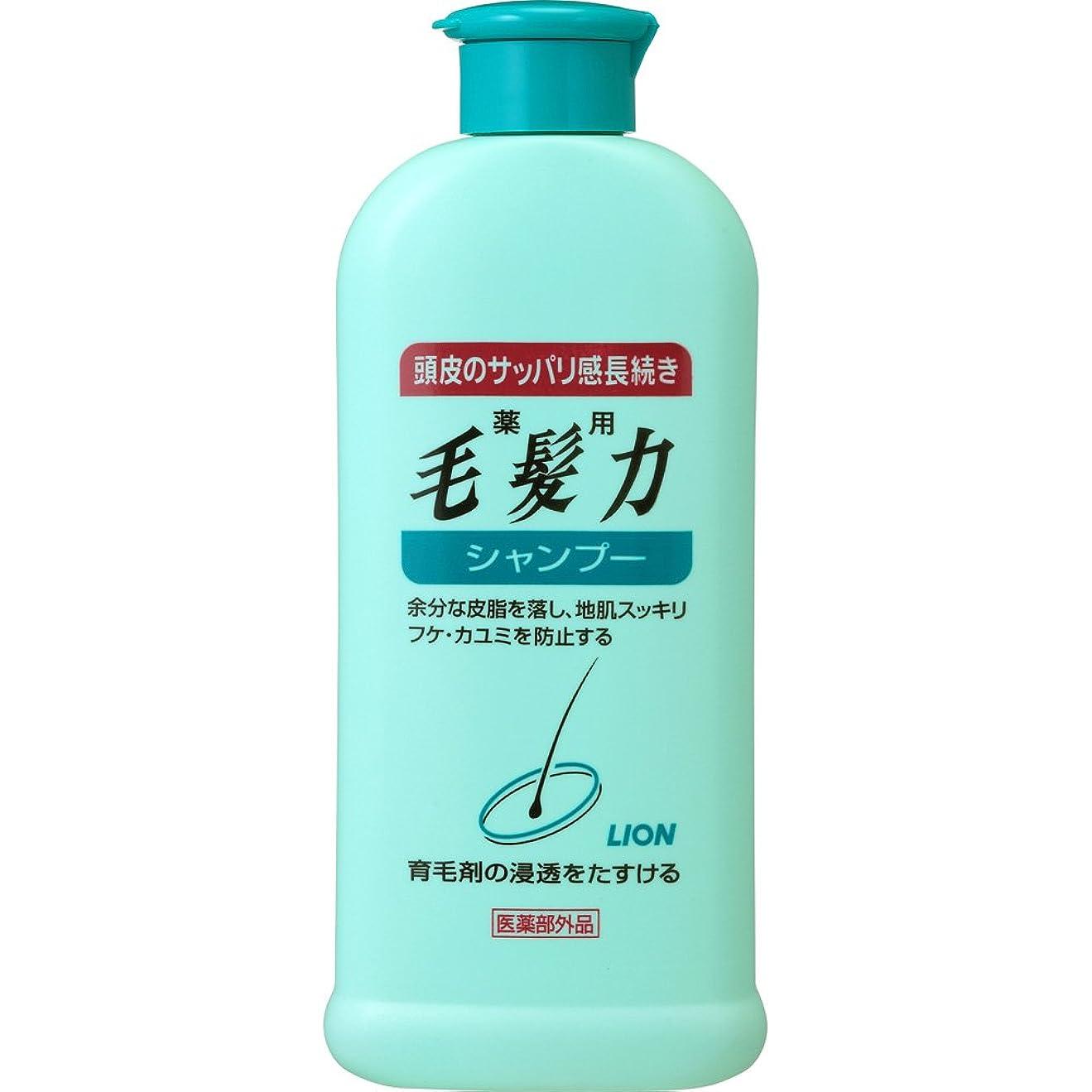 する必要がある発見マオリ薬用毛髪力 シャンプー 200ml(医薬部外品)