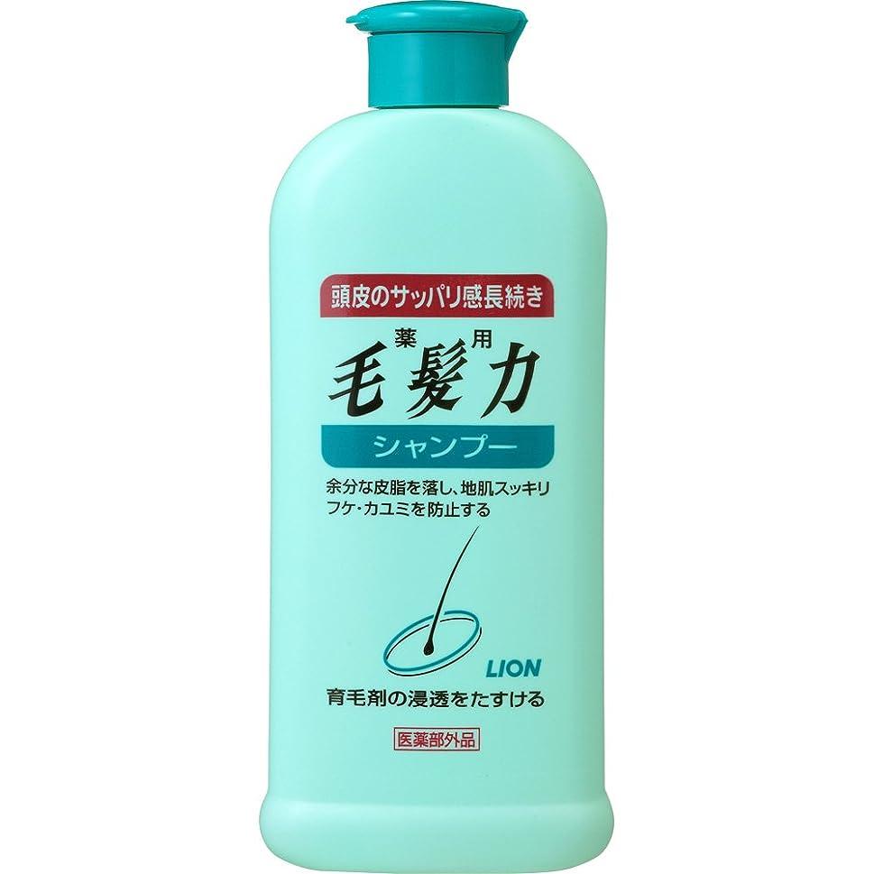 ひそかにタクト男やもめ薬用毛髪力 シャンプー 200ml(医薬部外品)