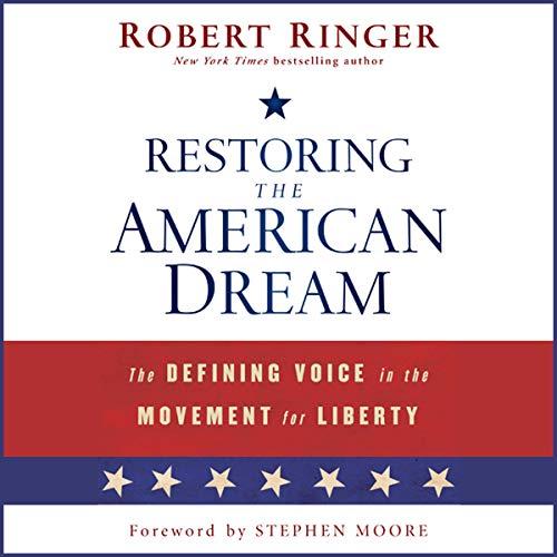 Restoring the American Dream Titelbild