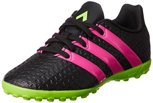 adidas Unisex-Kinder Ace 16.4 TF J AF5081 Sneaker, Mehrfarbig (Black 001), 38 EU