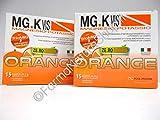 mgk vis zero zuccheri 60 bustine gusto arancia