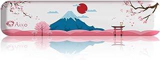 EPOMAKER AKKO World Tour TKL Wrist Rest with Antislip Bottom, Memory Foam, Smooth Fiber Material for Keyboard (TKL Size)