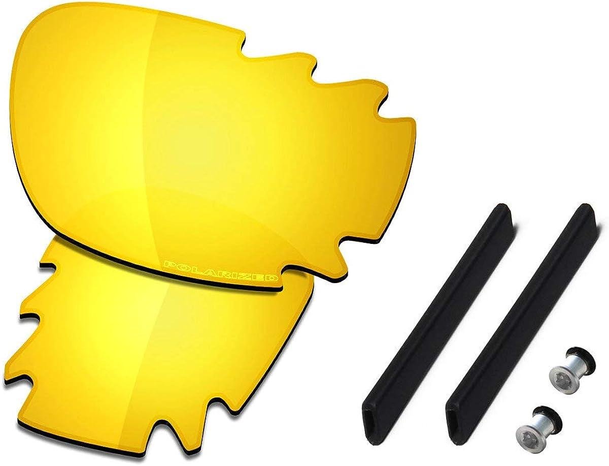 Saucer Premium 人気ブレゼント! Lenses Rubber Kits Ra for 注文後の変更キャンセル返品 Jawbone Oakley Vented