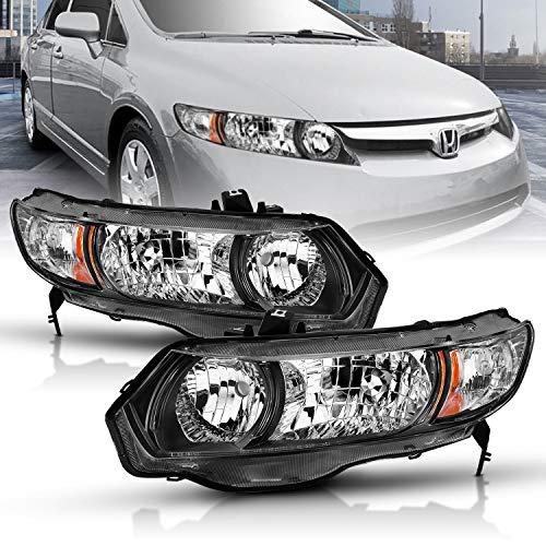 06 civic coupe headlights - 6