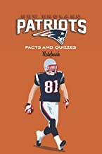 New England Patriots Facts and Quizzes Notebook: Notebook|Journal| Diary/ Lined - Size 6x9 Inches 100 Pages
