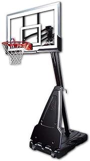 Spalding NBA Gold Basketball System Basketball Hoop, 54 inch Length, Multicolour
