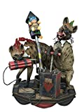 Tweeter Head DC Super Powers Collection: Hyenas Bud & Lou Maquette Statue