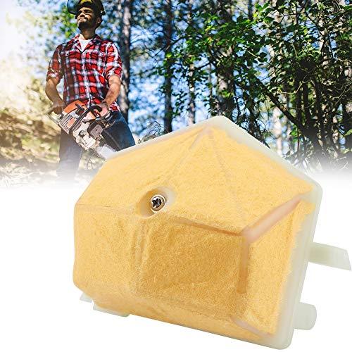 Filtro de aire para Husqvarna, filtro de aire para Husqvarna 51 55 55 Rancher Repuesto de motosierra # 503 60 83-01 accesorios para cortacésped Filtro de aire para motosierra Husqvarna