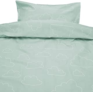 Farg Form Lamb Bedset for Pram Grey