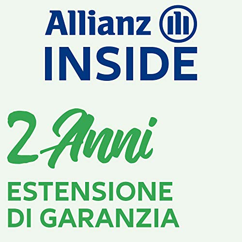 Allianz Inside, Il Valore della Copertura assicurativa Estensione di Garanzia con validità di Due Anni per Attrezzature Sportive è compreso tra 250,00 € e 299,99 €