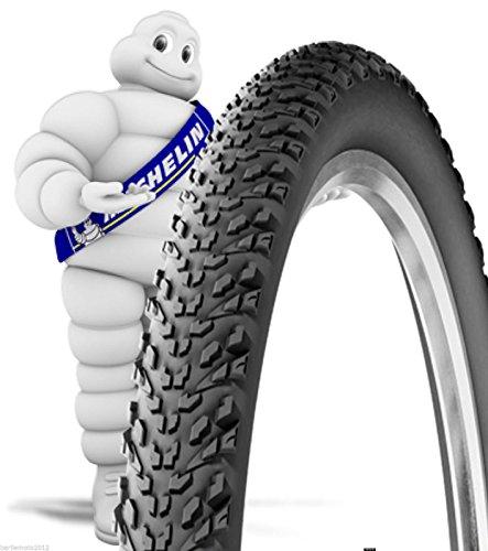 RMS Copertone/Pneumatico 26 x 2.00 Bici MTB Profession Nero Michelin Country Dry 2