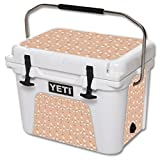 MightySkins (Cooler Not Included) Skin Compatible with YETI Roadie 20 qt Cooler wrap Cover Sticker Skins Single Punch Dude