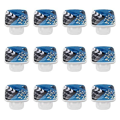 estilo magnífico gabinete de cerámica perillas tire manijas para muebles armario cajón armario cocina baño,Mira la película Gafas de sol y palomitas de maíz
