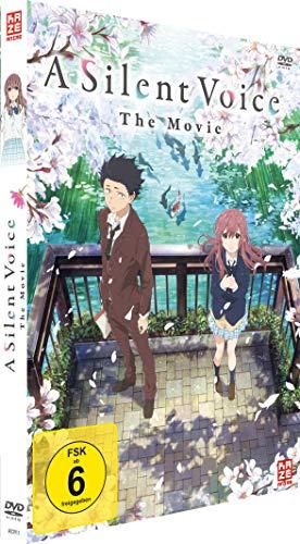 A Silent Voice - [DVD]