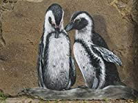 JSCTWCLジグソーパズル大人の娯楽のための1000個木製パズルおもちゃパズルゲームおもちゃギフト幼児ペンギン