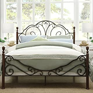 Best cast iron 4 poster bed Reviews