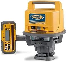 Spectra Precision Laser LL500 Exterior Self-Leveling Laser Level With HL700 Receiver