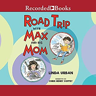 Road Trip with Max and His Mom audiobook cover art