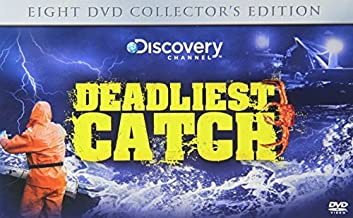 Deadliest Catch Collector's Edition Box Set [DVD] (2012) (8 Discs) Includes Best Of Series 1-7 [Region 2 - Non USA] [UK Import]