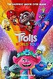 newhorizon Filmposter, Motiv Trolls World Tour, 35,6 x 53,3