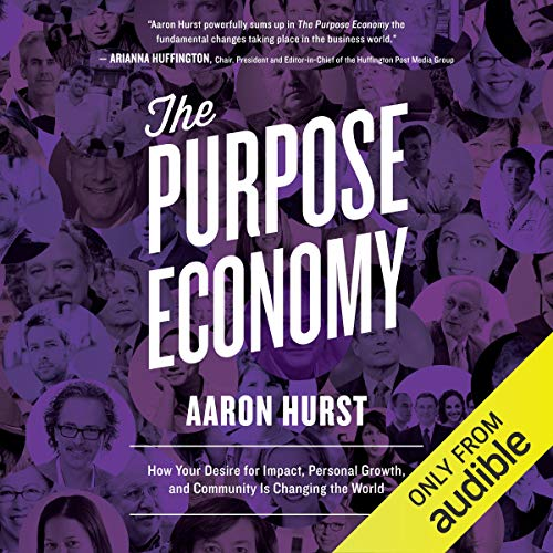 The Purpose Economy Titelbild