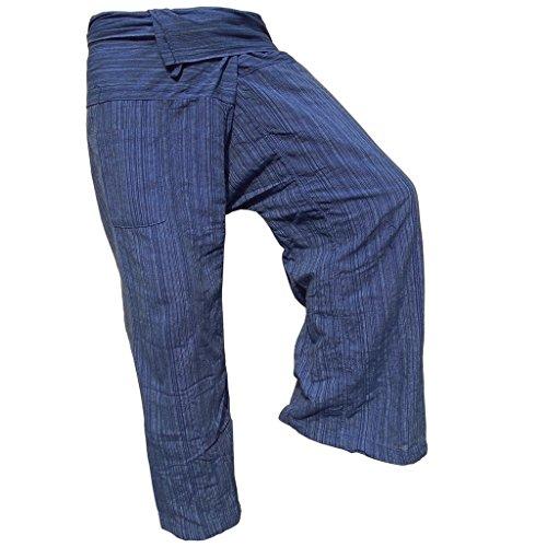 PANASIAM Fisherman Pants lini, Navyblue L