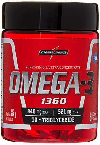 Omega 3 60 Caps, Integralmedica