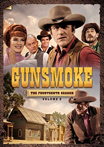 Gunsmoke - The 14th Season, Vol. 2 [RC 1]