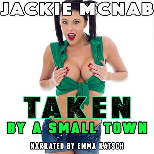 Taken by a Small Town audiobook cover art