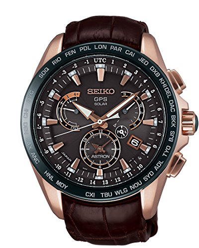 Seiko Mens ASTRON GPS Limited Edition Solar...