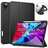 ZtotopCase Hülle für iPad Pro 12.9 Zoll 2020, Ultradünne Smart Cover mit Stifthalter,...