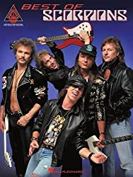 Best Of Scorpions Tab (Guitar Recorded Versions)